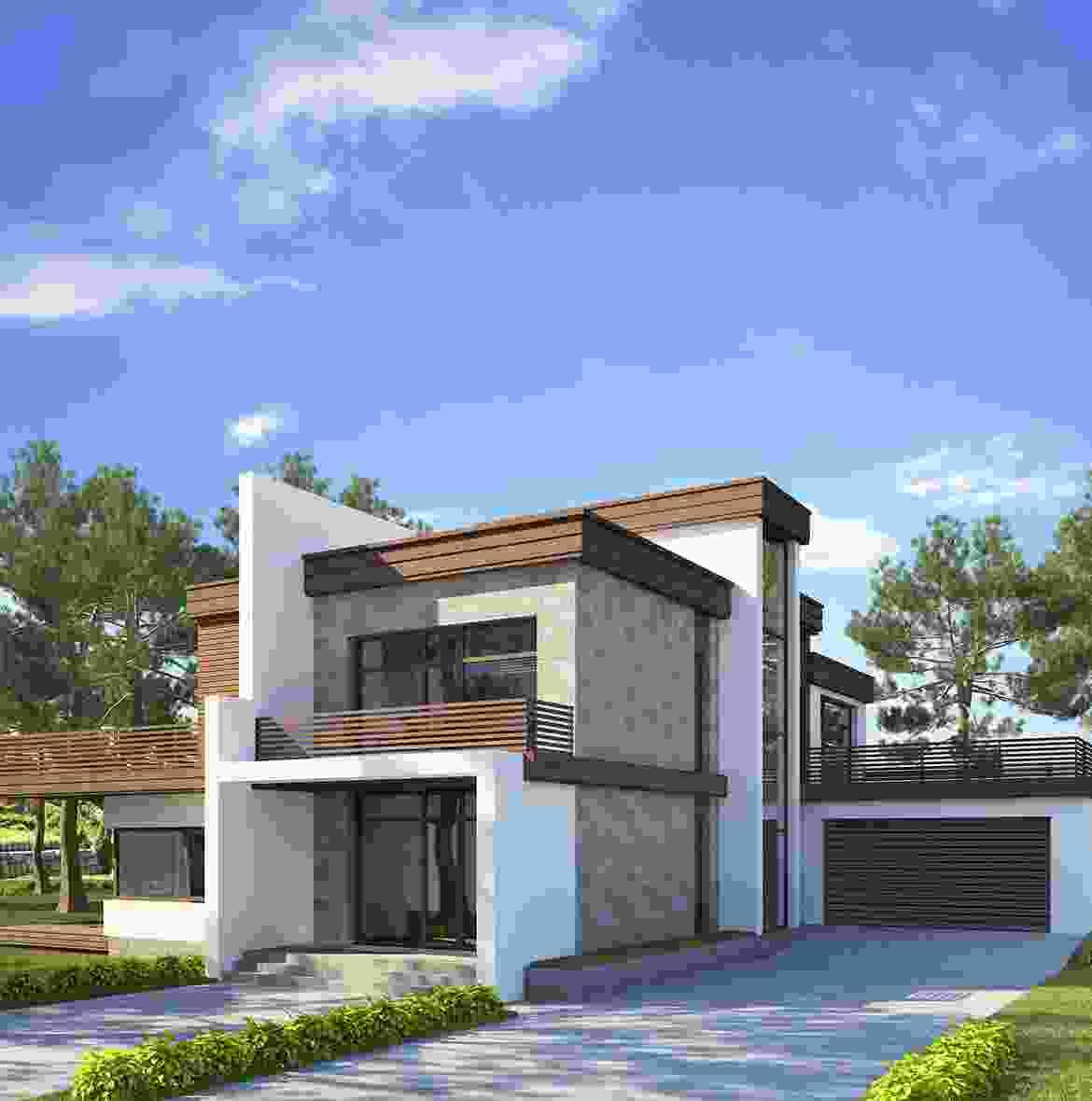 Duplex Villas