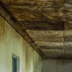 humedad por condensación en techo