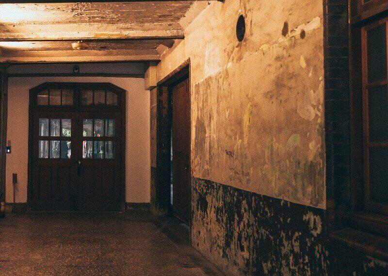 edificio tratamiento antihumedad en paredes