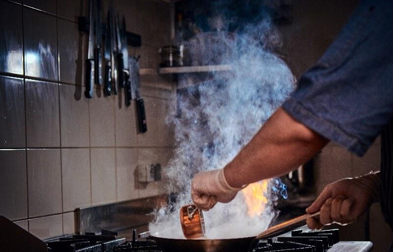 las humedades en madrid cocina