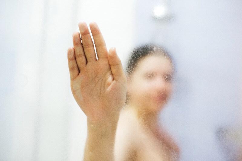 problema de humedad en el baño