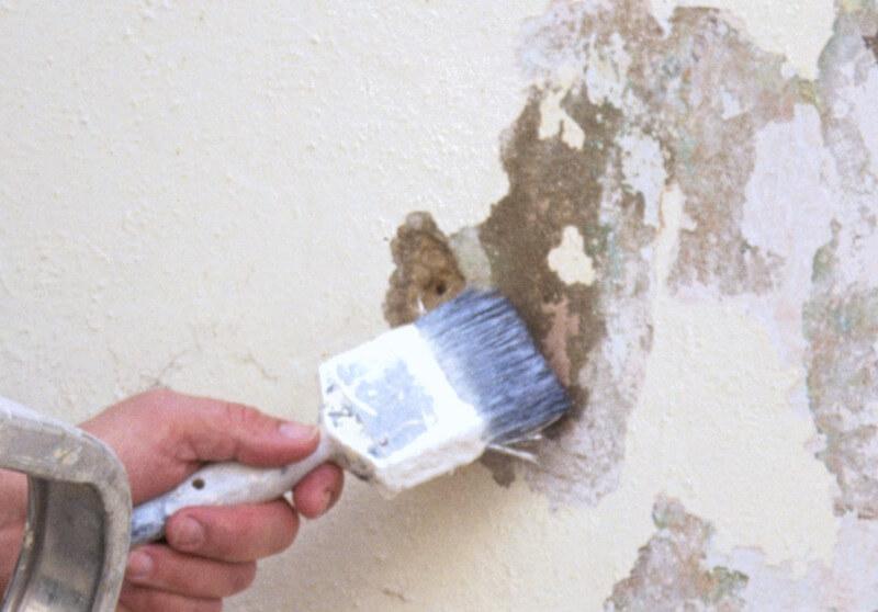 tratamiento antihumedad en paredes exteriores
