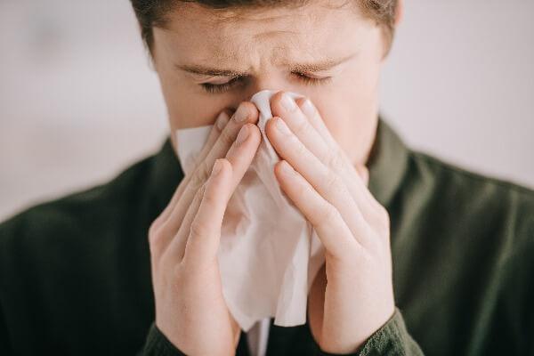 humedad y alergia