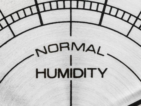 humedad ideal en una casa